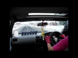Nissan Presea r11 SR20DET with T28 by Kmit