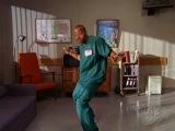 Тёрк танцует под