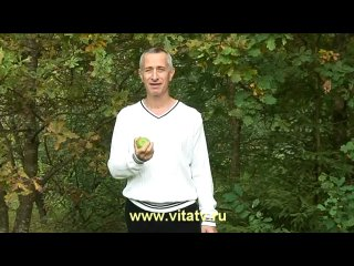 Доктор Попов - Плохое настроение? Лечение кислым яблоком, есть ещё и лимон.