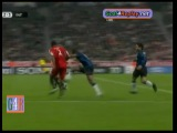 Горан Пандев. 3-й гол в матче Бавария Интер(15.03.2011)