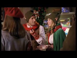 Новая реклама. Франческо Тотти и Илари Блази в роли рождественских эльфов