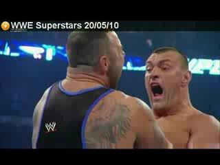 WWE Superstars - Vladimir Kozlov vs Santino Marella