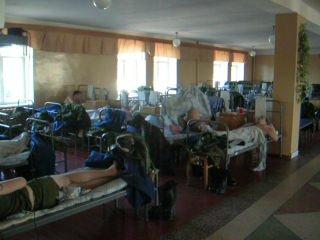 Рота, подъем  конец службы в армии )))