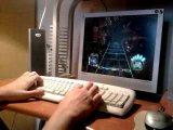 Guitar Hero 3   Dragon Force на клавиатуре!!!