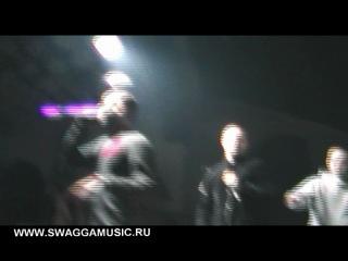 Swagga music (backstage + live) 2011