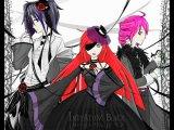 Kasane Teto, Yokune Ruko, Namine Ritsu - IMITATION BLACK
