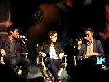LA Twilight Convention Robert Pattinson, Taylor Lautner, Kristen Stewart Breaking Dawn Talk
