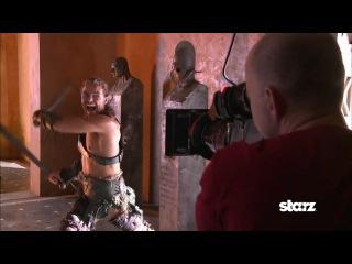 Спартак: Боги Арены - Создание сериала