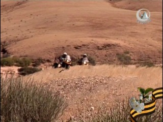 ВВС: Кулинарная книга байкеров. Намибия / BBC: The Hairy Bikers' Cookbook