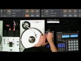 DMC Champion DJ Rafik Performs on Traktor Scratch Pro - Pt.