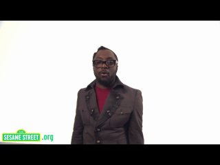 Sesame Street - Will.I.Am's Song - What i am