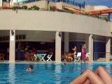 Наш отель в Турции