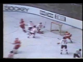 СССР — Канада 7:3 .Первый матч. (1972 год)