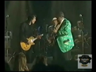БиБи Кинг Гарри Мур.Соло гитары.The Thrill is Gone