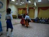 Цыганочка с выходом))) Танец нашего супер-трио!!!