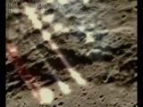 Съемка Аполлона 20 на Луне