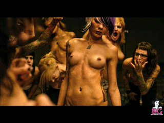 Suicide Girls Fight Club
