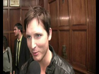 TV Junkie: 'Nurse Jackie' Season 2. Premiere Event - Interview with Peter Facinelli.