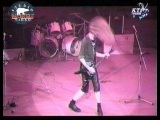 Соло костыля в Кишиневе (Коррозия Металла 1992)