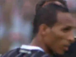 Футбол - Сотый гол Рожерио Сени