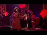 Macy Gray - Kissed It (Live on Ellen DeGeneres 01-05-2011)