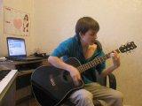 Градусы - Кто Ты (Guitar Cover Никита Кисин)