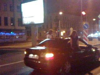 Промо проезд Hot racing clan [SGR] & [UZR] (видео 4 ЦЕНТР ГОРОДА, город нашь =)) 24,07,2010