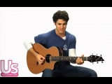 Darren Criss - Teenage Dream ( Live Acoustic to US Magazine )