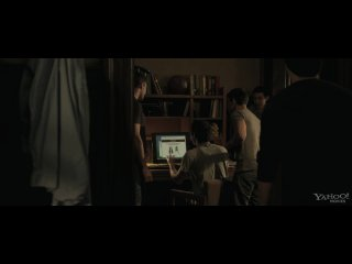 The Social Network trailer