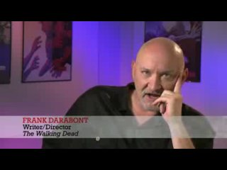 The walking dead Frank Darabont