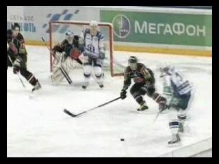 КХЛ 2010\2011. Авангард - ОХК Динамо. 2:1 (от)