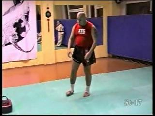KOI Лоу-Кик в рукопашном бою