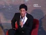 SRK: 'I hurt myself jumping OVER Sushmita Sen!' (SRK: 'Я причинил себе боль перепрыгивая через Сумшиту Сен)