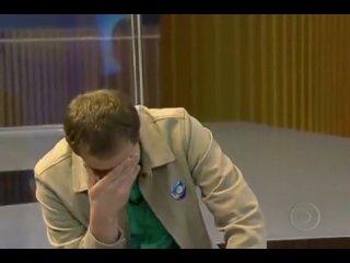 Главный тренер Сборной Германии Йоахим Лёв съел содержимое своего носа во время матча Аргентина - Германия xD