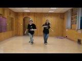 House dance - Olgа Skripka, b-boy Ksenofont и странный йог )))
