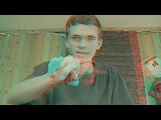 3D видео анаглиф (Нужны 3D очки)