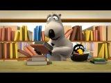 Бернард - в библиотеке