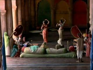 Камасутра - история любви индийский танец