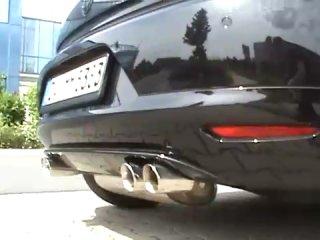VW Scirocco 3 2_0l mit Individualer Auspuffanlage!