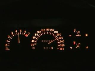 SENATOR C30SE 0-270 km/h