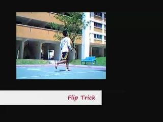 Mirzadinho ATW's and flip trick Tutorial