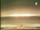 Самый мощный взрыв в истории человечества. Взрыв советской термоядерной бомбы РДС-202 -