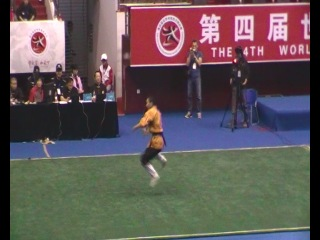 4th world traditional wushu championship - badmayev mikhail - shaolin jian