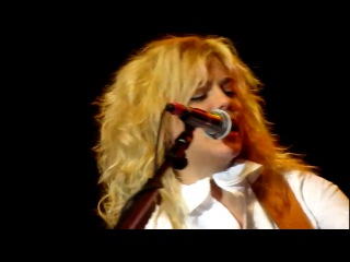 The Band Perry - The Way You Lie LIVE