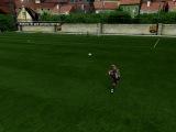 Curl Kick от моего Virtual Pro.Обратите внимание на бутсы.