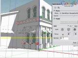 Техники Google SketchUp. 9.Совмещение фото. Часть 1 (Eng)