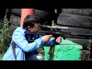 Ботаны с оружием)))) ВСК-94, АК-74М