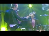 Uprising - Muse make fun of an italian tv show in this