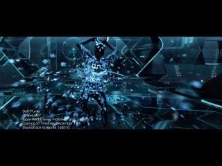Daft Punk - Derezzed (клип к фильму Трон: наследие)