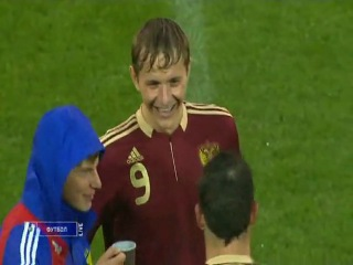 Озвучка футбола Россия - Германия - Лихтенштейн
